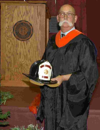 Ron Hopkins TRACE Fire Protection and Safety Consultants, Ltd